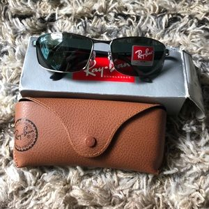 🆕 authentic ray ban sunglasses